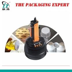 Induction Aluminum Foil Sealing Equipment Hand Held Manual Aluminium Foils Plastic Bottle Cap Sealer 20-100mm Free Shipping