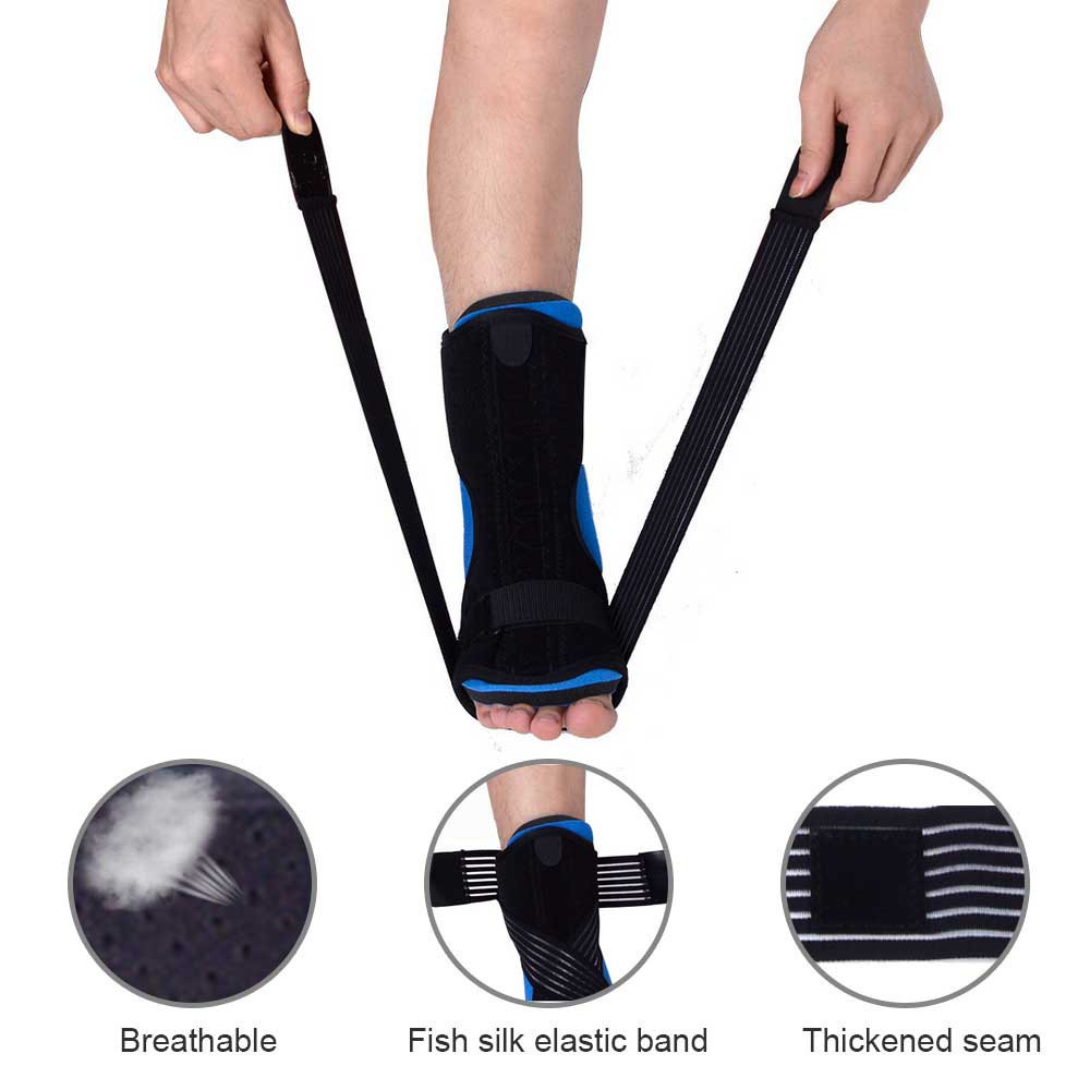 c4084a447f8f View Offer. Tags: plantar, fasciitis, dorsal, night, day, splint, foot,  orthosis, stabilizer, adjustable, drop, orthotic, brace, support, pain ...