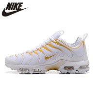 Offical Nike Air Max Plus Men's Running Shoes Nike Air Max Plus TN Original Breathable Trainers Sneakers Nike TN Plus Air Max