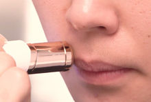 Mini Facial Hair Razor Portable women Body Underarm Remover with USB Rechargable Electric Lipstick Shaving Tool