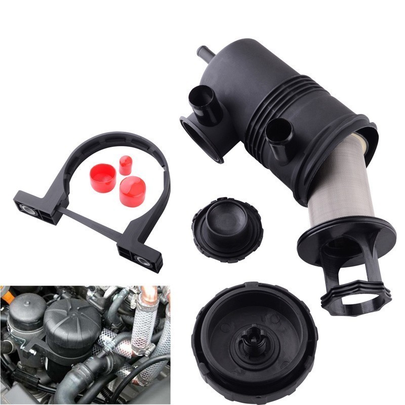 SPEEDWOW Universal Pro 200 Vent Oil Separator Catch Can Filter Oil Catch Can For Hilux Turbo 4WDs Ford 3931070550SPEEDWOW Universal Pro 200 Vent Oil Separator Catch Can Filter Oil Catch Can For Hilux Turbo 4WDs Ford 3931070550