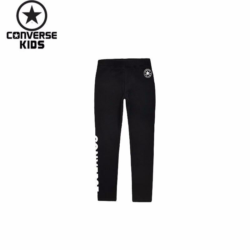 CONVERSE Children's Garment Girl Winter Clothes New Pattern Hit Underpant Woman Baby Long Pants #83122LE669 цена