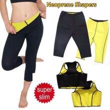 Горячая женщина Пот Сауна неопрена моделирование похудения спортивной поясной утягивающий ремень Размер s-xxxl