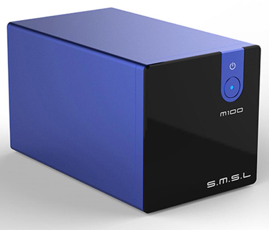 SMSL M100 Audio DAC USB AK4452 décodeur Hifi DSD512 Spdif USB DAC ampli XMOS XU208 amplificateur numérique entrée coaxiale optique