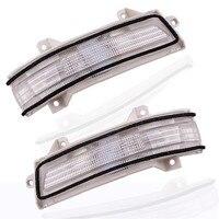 New LH+RH Side Turn Signal Mirror Assemble LED Indicator Lights For Honda Civic 2012 2014 City 2009 2014