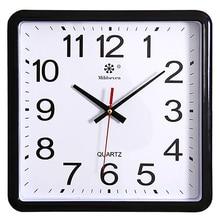 Big Digital Watch Wall Clock Modern Design Best Selling 2018 Products Nordic Metal Decorations Living Room 50Q101