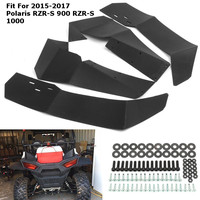 Hot Selling UTV Front Rear For Fender Flares Mud Flaps For Polaris RZR900 RZR1000 2015 2017