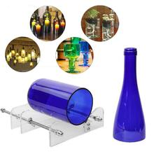 Glass Bottle Cutter Acrylic DIY White Cutting Machine Control Create Sculptures Cut Tools Wine Beer