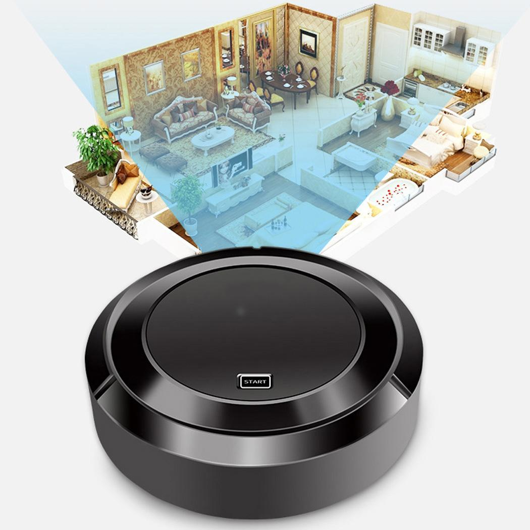Auto Cleaning Robot Smart Sweeping Robot Rechargeable Dirt Dust Hair Automatic Cleaner For Home Electric Vacuum CleanersAuto Cleaning Robot Smart Sweeping Robot Rechargeable Dirt Dust Hair Automatic Cleaner For Home Electric Vacuum Cleaners