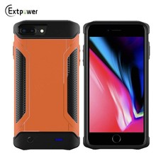 Ultra Slim 5000mAh Shockproof Battery Case For iPhone 6 6s 7 8 Plus Portable Extended Power Bank Charing Armor Charger Cover