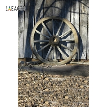 Laeacco Grunge Wooden Boards Wheels Backdrop Photography Backgrounds Photocall Photographic Backdrops For Photo Studio allenjoy photographic background grunge style concrete wooden scratches vintage new backdrop photocall photo printed customize