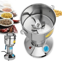 AC 220V 3000W Electric Herb Grain Grinder Cereal Mill Flour Coffee Food Wheat Machine Coffee Grinders