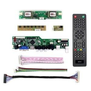 Image 2 - Driver board T.V56.03 work for M215H1 L01/L02 M215HW01 V2/V5/V7/VC LM215WF1 TLC1/TLD1 /TLE1 LM215WF2 SLC1/SLD1