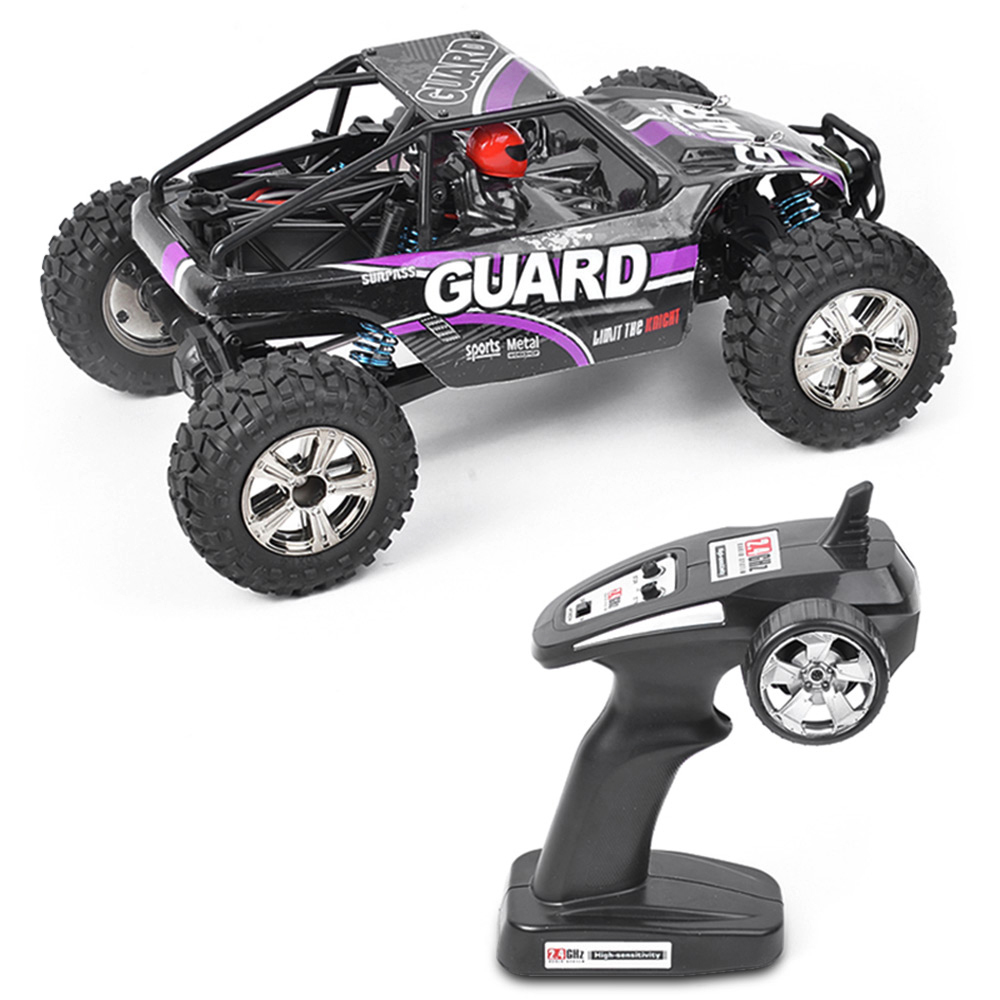 SUBOTECH BG RC Cars Goddess Rear Straight Off Road Vehicle 1:14 Full Ratio 2.4GHz Four Wheel Drive High Speed Model Car Gifts