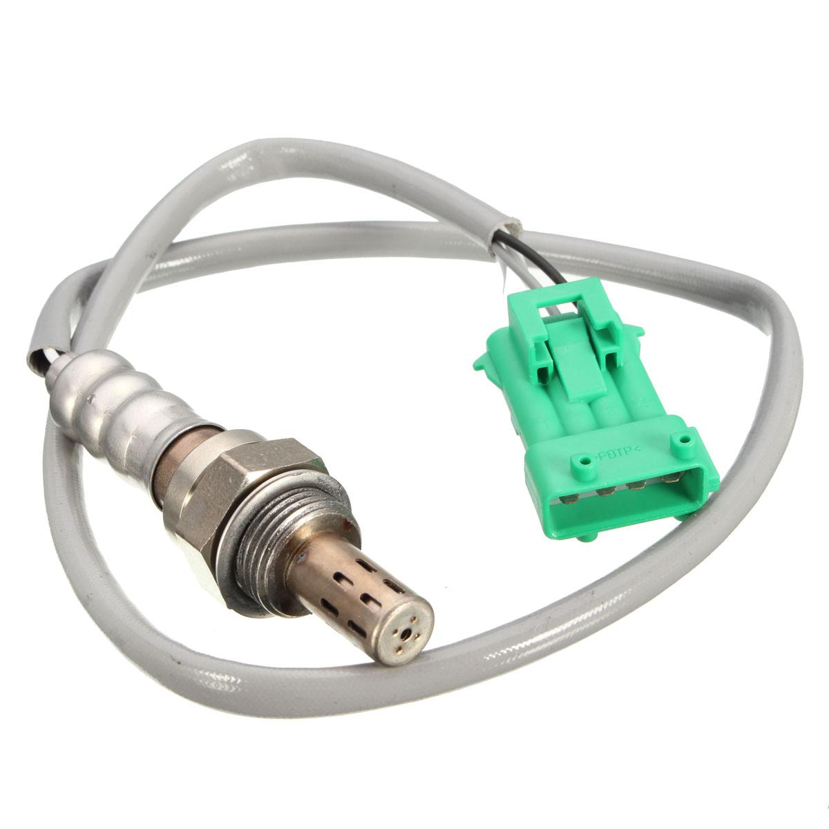4 Pin Oxygen O2 Lambda Probe Sensor For Peugeot CC SW 106 206 207 306 406 407 96368765