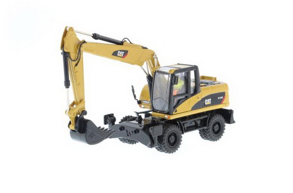 Diecast Masters 1/50 Bilancia Caterpillar Cat M316D Ruote Escavatore Diecast Model #85171-in Macchinine in metallo e veicoli giocattolo da Giocattoli e hobby su  Gruppo 1
