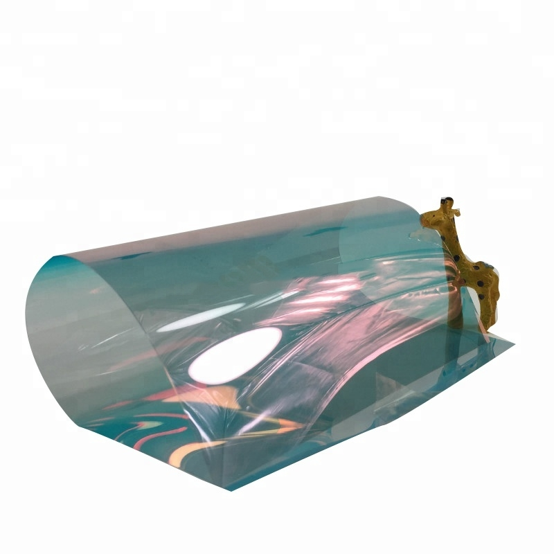 Haus & Garten Sonnig 1x20 Mt 75% Vlt Solar Tönung Auto Frontscheibe Film Glas Farbton Licht Blau 95% Uv Proof Dekor-folien