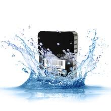 マイクロミニ防水 gps トラッカーポータブルハンドヘルド車 gsm gprs sms 追跡装置人資産車両