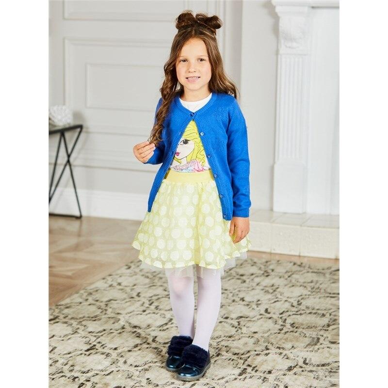 Dresses Sweet Berry Textile skirt for girls children clothing girls mixed print a line skirt