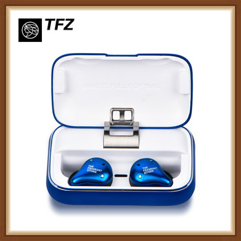 TFZ X1 Bluetooth 5.0 Balanced Armature IPX7 Waterproof Wireless HiFi In-ear Earphone with Charging Box for Huawei earbuds