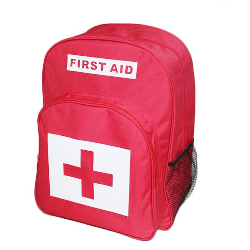 Family First Aid Kit Emergency Kit Portable Camping Survival Emergency Medical Drug Bandage Home Car Travel Storage Bag DJB010