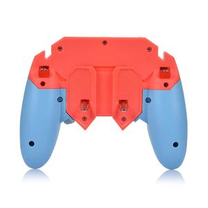 Image 5 - Or AK65 PUGB Helper Mobile Phone Handle Mobile Game Controller Six Finger All   In   One Mobile Controller Game Joystick Gamepad