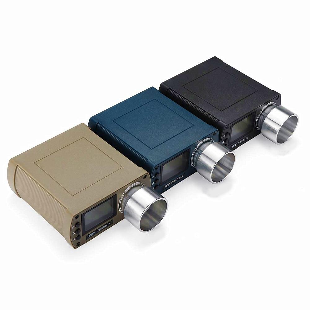 E9800 X Schießen Speed Tester High Präzision Schießen Chronograph 10C zu 50C 0 500J Brennen Kinetische Energie LCD Bildschirm-in Geschwindigkeit-Messgeräte aus Werkzeug bei AliExpress - 11.11_Doppel-11Tag der Singles 1