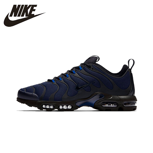 855ebf69fb Nike Air Max Plus Tn New Arrival Original Men's Running Shoes Classic Air  Cushion Outdoor Sports Sneakers #898015-404