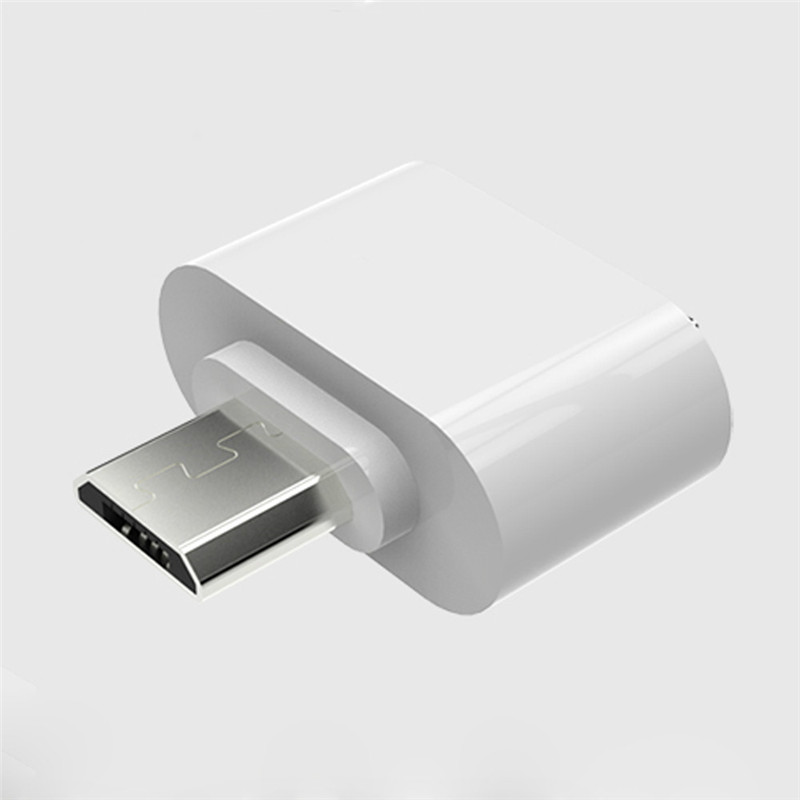 2018 Universal Vention VAS-A07 Micro USB To USB OTG Mini Adapter 2.0 Converter For Cell Phones Accessories Android Phone