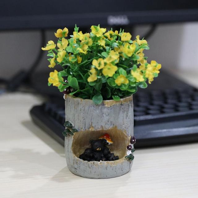 Animal Flowerpots