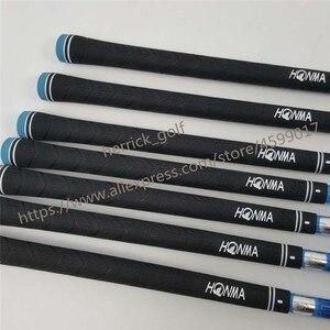 Image 5 - Clube feminino ferros de golfe honma bezeal 525 clubes de golfe com grafite l flex 6 11.sw 7 peça frete grátis