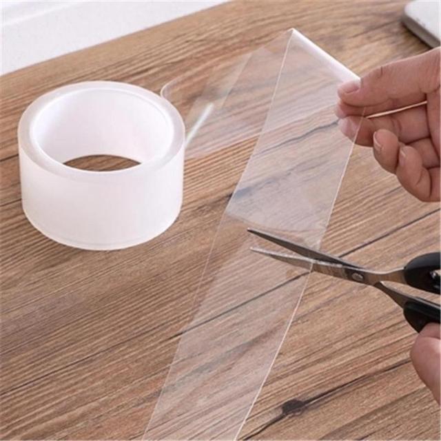 2/3/5cm 욕실 주방 곰팡이 방지 방수 아크릴 투명 테이프 싱크 갭 화장실 코너 라인 씰 스트립 스티커