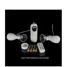 7 Stimulating Patterns Nipple Stimulators, Vibrating Breast Massage Device, Adult Toys For Female