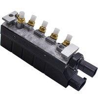Клапан пневматической подвески блок для Mercedes W220 S350 S430 S500 S600 S55 S65 инструменты 2203200258 2113200304 884 010 35 90