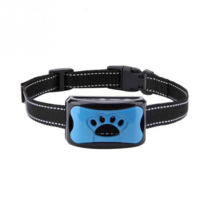 Waterproof and Rechargeable Dog Barking Control Collar with 7 Sensitivity Levels 2