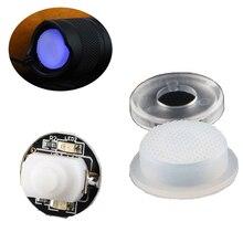 Конвой 3 шт./компл. DIY 1288 переключатель с светодиодный синий светильник для конвой C8 M1 M2 S2 S2+ вспышка светильник резиновые Кепки база светильник ing аксессуары