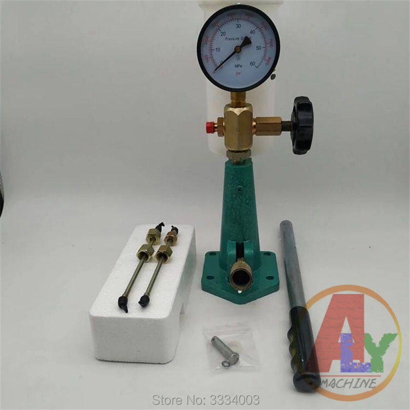 S80H diesel fuel common rail injector nozzle tester with metal base, common rail injector repair toolsS80H diesel fuel common rail injector nozzle tester with metal base, common rail injector repair tools
