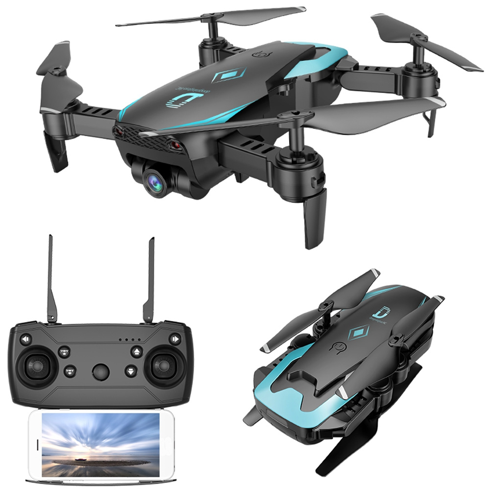 X12 WiFi FPV RC Drone Altitude Hold Wide-angle Lens Waypoints Follow Headless Mode One Key Return / Takeoff / LandingX12 WiFi FPV RC Drone Altitude Hold Wide-angle Lens Waypoints Follow Headless Mode One Key Return / Takeoff / Landing