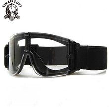 USMC Airsoft X800 Hunting Military Glasses Tactical Goggle Eyewear Wind Protecti