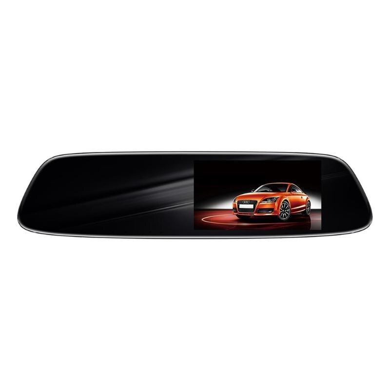 Anytek Автомобильный dvr камера T33 5 дюймов ips Автомобильное зеркало заднего вида DVR камера ADAS Автомобильная электроника тире камера видео рекорд