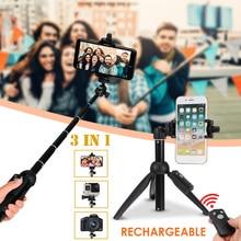 40 «Ручной bluetooth селфи палка Штатив для GoPro 3 в 1 Выдвижной SLR Спорт Экшн камера монопод для iPhone смартфон