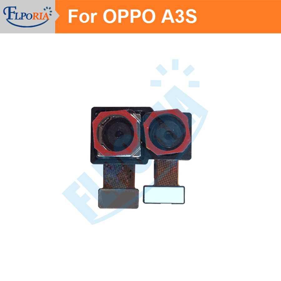 Para OPPO A3S gran cámara trasera del módulo Flex Cable Gran Cámara cámara para OPPO A5 piezas de repuesto