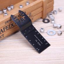 1 шт. Осциллирующий многофункциональный деревообрабатывающий триммер для резки металла, дерева, деревообработки, прочное качество