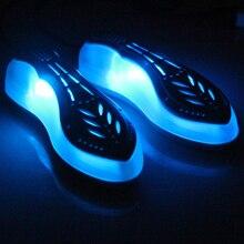 Электрический 10 Вт УФ сушилка для обуви Ультрафиолетовый стерилизатор для обуви дезодорант подогреватель осушитель