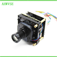 New Arrival HD POE 5MP IP Camera Module with 3MP 25mm Lens 1920P ONVIF H265 H264 Mobile IRCUT ONVIF