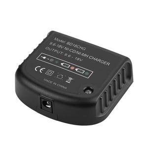 Image 5 - 9,6 V 18 V Multi Volt Batterie Ladegerät Für Black & Decker Ni Cd Ni Mh Batterie Hpb18 hpb18 Ope Hpb12 Hpb14 Fsb14 Fsb18 Fs120Bx Uns Pl