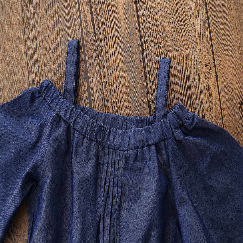 6f83a8bfd2be ... Hot Sale Denim Baby Kids Overalls Summer Children Clothing Fashion Bib Pants  Girl Jumpsuits Toddler Kids ...