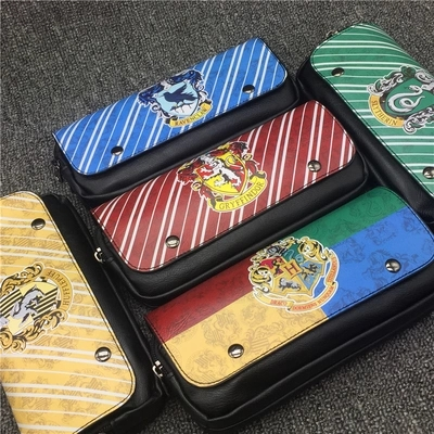OHCOMICS HP Harri Potter Hogwarts/Gryffindor/Slytherin Magic School Pencil Bag Pencil Case Study School Costume Students Gift