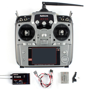 Image 2 - Full Set DIY FPV Drone 6 axis Helicopter Tarot 680PRO Frame APM 2.8 Flight Control AT10 Transmitter with FPV Kit RC Hexacopter