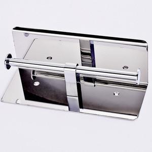 Image 5 - Suporte de papel higiênico duplo, suporte de papel higiênico para banheiro, restaurante, hotel, compras